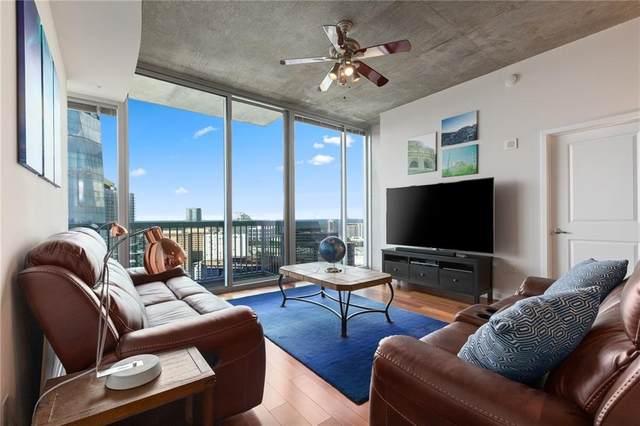 3324 Peachtree Road NE #2605, Atlanta, GA 30326 (MLS #6915053) :: The Kroupa Team | Berkshire Hathaway HomeServices Georgia Properties