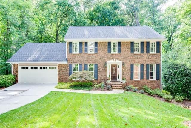 2108 Stone Hollow Court, Marietta, GA 30062 (MLS #6915068) :: North Atlanta Home Team