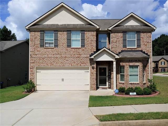 10915 Buckland Drive, Hampton, GA 30228 (MLS #6915071) :: North Atlanta Home Team