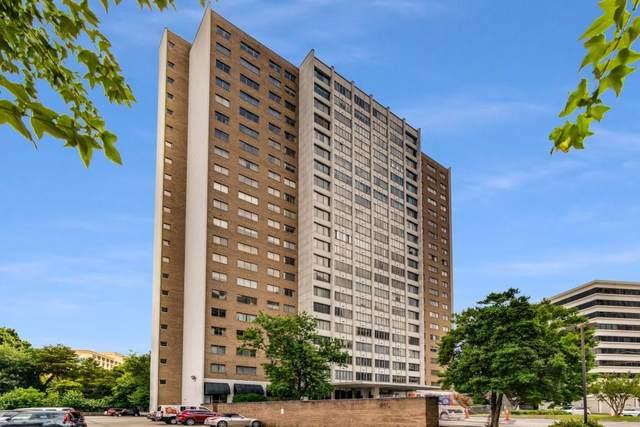 215 Piedmont Avenue NE #1905, Atlanta, GA 30308 (MLS #6915103) :: North Atlanta Home Team