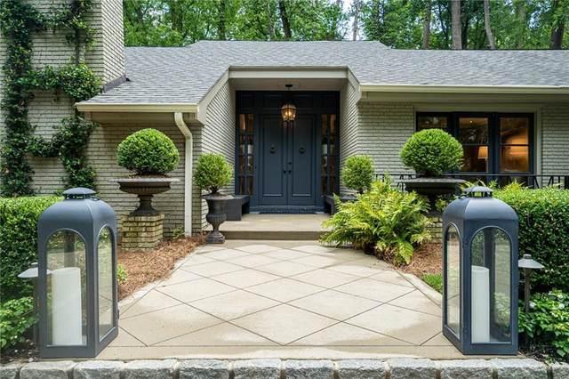 500 W Wesley Road NW, Atlanta, GA 30305 (MLS #6915116) :: North Atlanta Home Team