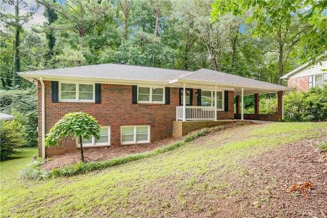 4931 Crowe Drive SE, Smyrna, GA 30082 (MLS #6915129) :: North Atlanta Home Team