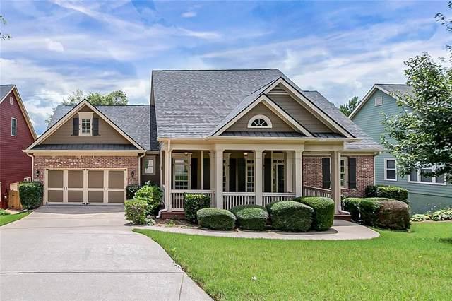 322 Cabinwood Trail, Canton, GA 30115 (MLS #6915131) :: North Atlanta Home Team