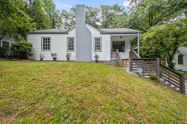 1116 Westmont Road SW, Atlanta, GA 30311 (MLS #6915160) :: Charlie Ballard Real Estate