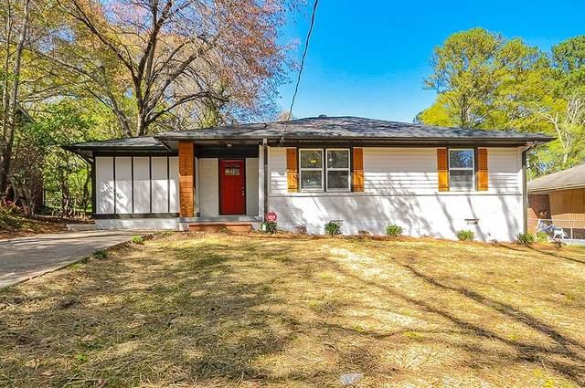 2448 Ousley Court, Decatur, GA 30032 (MLS #6915163) :: North Atlanta Home Team