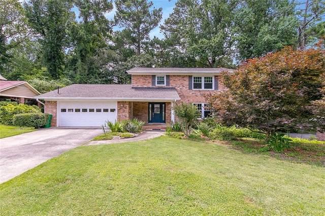 1296 Fork Creek Trail, Decatur, GA 30033 (MLS #6915166) :: North Atlanta Home Team