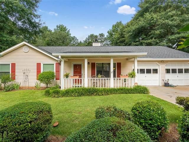 5338 Memorial Lane, Powder Springs, GA 30127 (MLS #6915180) :: North Atlanta Home Team