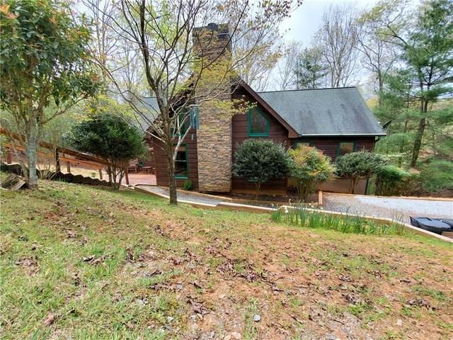 249 Dryad Court, Ellijay, GA 30540 (MLS #6915193) :: North Atlanta Home Team