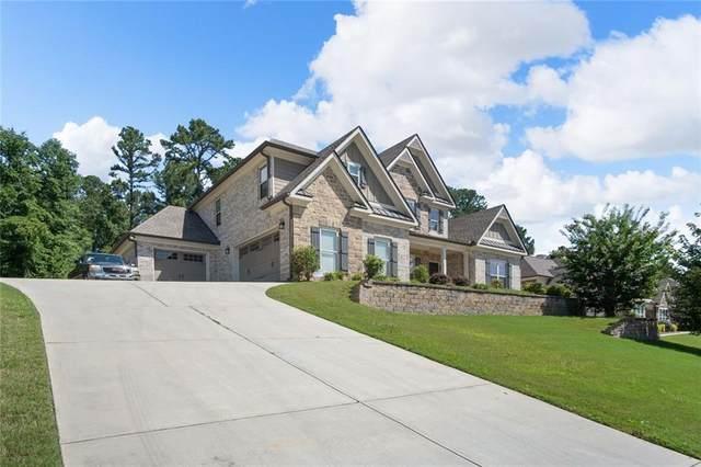 809 Heritage Lake Way, Grayson, GA 30017 (MLS #6915200) :: AlpharettaZen Expert Home Advisors