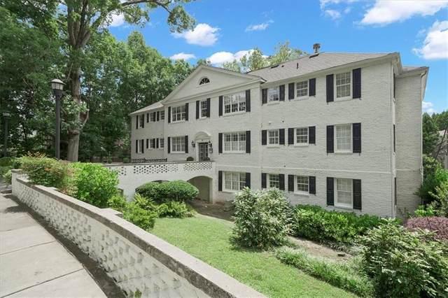 35 Sheridan Drive NE #6, Atlanta, GA 30305 (MLS #6915211) :: Path & Post Real Estate