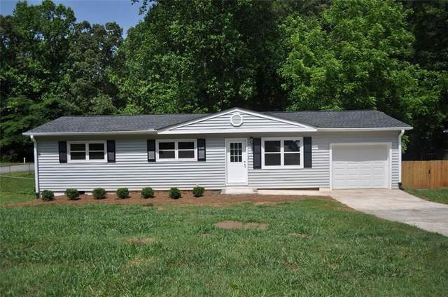 1733 Live Oak Drive NW, Kennesaw, GA 30152 (MLS #6915257) :: Kennesaw Life Real Estate