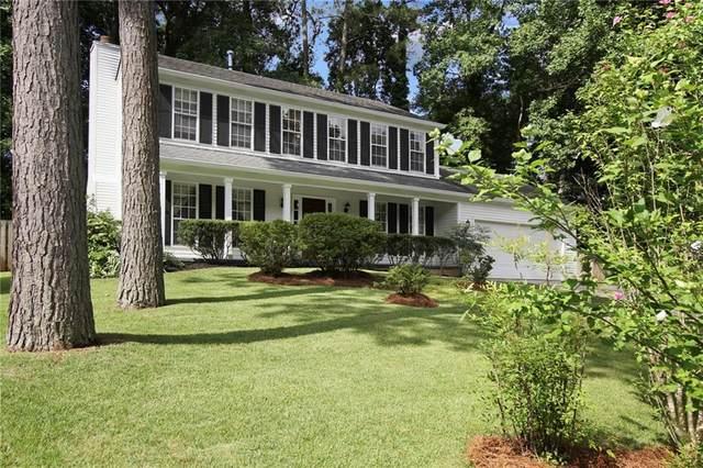 2125 Laurel Mill Way, Roswell, GA 30076 (MLS #6915261) :: North Atlanta Home Team