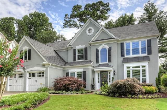 5351 Briarleigh Close, Dunwoody, GA 30338 (MLS #6915279) :: North Atlanta Home Team