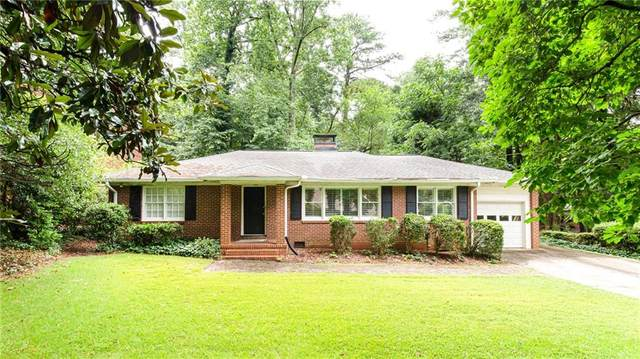 1095 Canter Road, Atlanta, GA 30324 (MLS #6915293) :: Charlie Ballard Real Estate