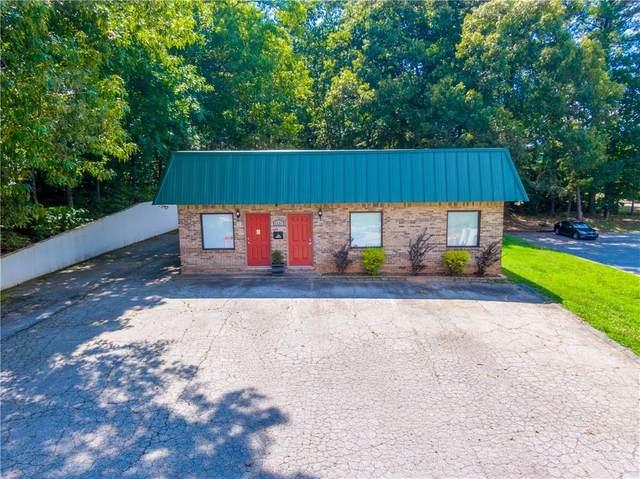 6231 Riverdale Road, Riverdale, GA 30274 (MLS #6915297) :: North Atlanta Home Team