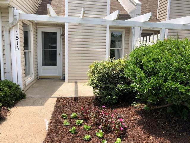 1513 Planters Ridge Lane, Alpharetta, GA 30004 (MLS #6915298) :: The Kroupa Team | Berkshire Hathaway HomeServices Georgia Properties