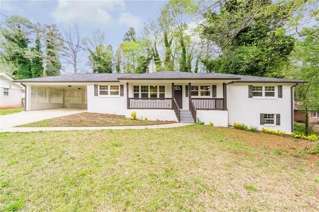1910 Silver Creek Drive, Austell, GA 30168 (MLS #6915299) :: North Atlanta Home Team