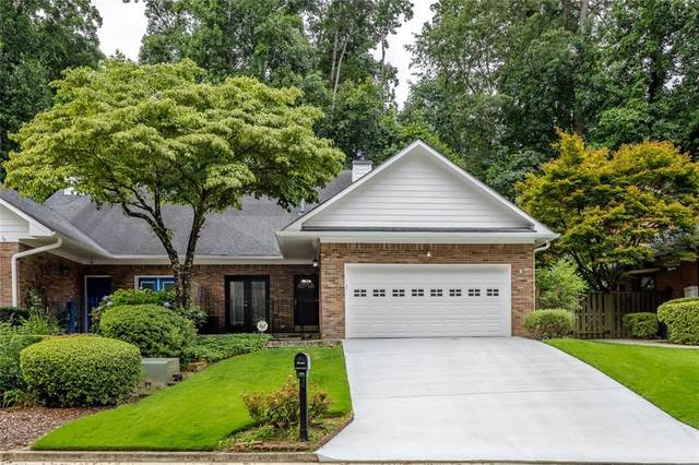 1197 Dorby Park Drive NE, Brookhaven, GA 30319 (MLS #6915314) :: North Atlanta Home Team