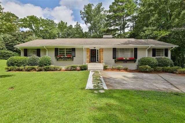 556 Walnut Drive SW, Marietta, GA 30064 (MLS #6915343) :: North Atlanta Home Team