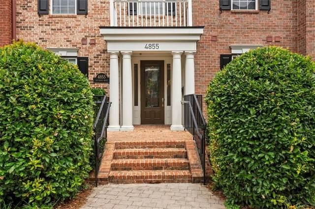4855 Ivy Ridge Drive SE #104, Atlanta, GA 30339 (MLS #6915347) :: North Atlanta Home Team