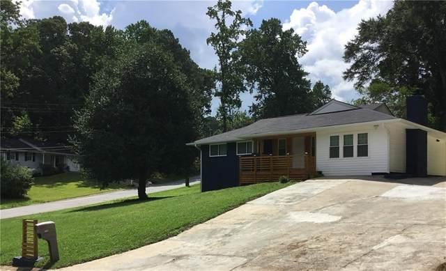 2445 Manassas Lane, Decatur, GA 30034 (MLS #6915350) :: North Atlanta Home Team