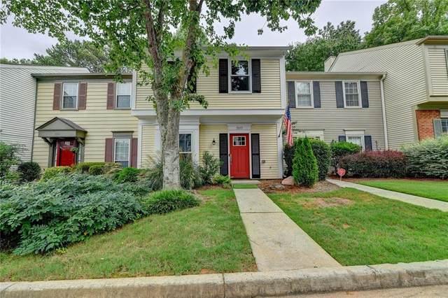 3579 Monticello Commons, Peachtree Corners, GA 30092 (MLS #6915372) :: Scott Fine Homes at Keller Williams First Atlanta