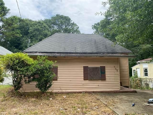 705 S Grand Avenue NW, Atlanta, GA 30318 (MLS #6915378) :: North Atlanta Home Team