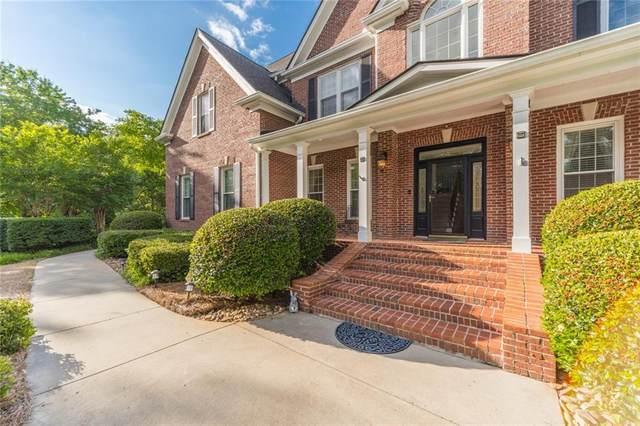 5292 Hill Road NW, Acworth, GA 30101 (MLS #6915390) :: Path & Post Real Estate