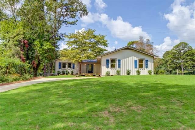 3816 Cherokee Trail, Suwanee, GA 30024 (MLS #6915407) :: Charlie Ballard Real Estate