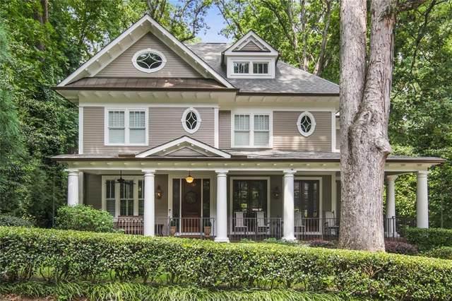 2080 Evergreen Lane NW, Atlanta, GA 30318 (MLS #6915427) :: Charlie Ballard Real Estate