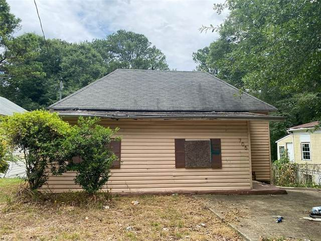 705 S Grand Avenue NW, Atlanta, GA 30318 (MLS #6915433) :: North Atlanta Home Team