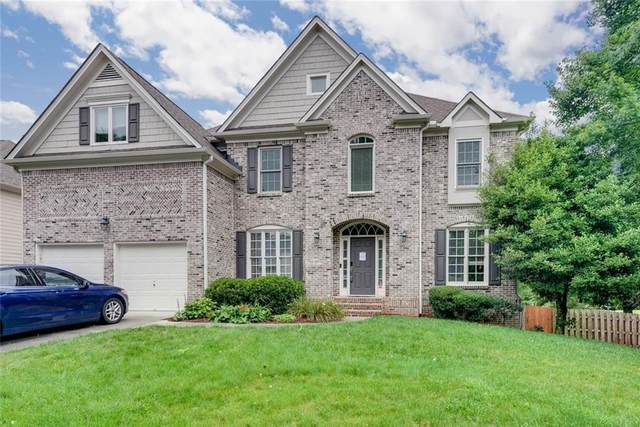 2105 Willshire Glen, Alpharetta, GA 30009 (MLS #6915495) :: Path & Post Real Estate