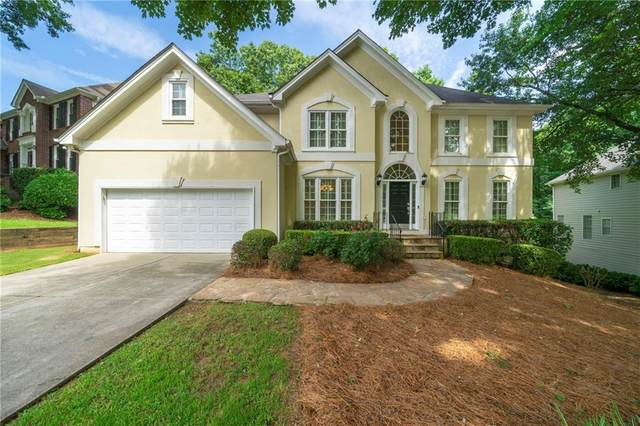 170 Fieldstone Edge, Alpharetta, GA 30005 (MLS #6915507) :: Charlie Ballard Real Estate