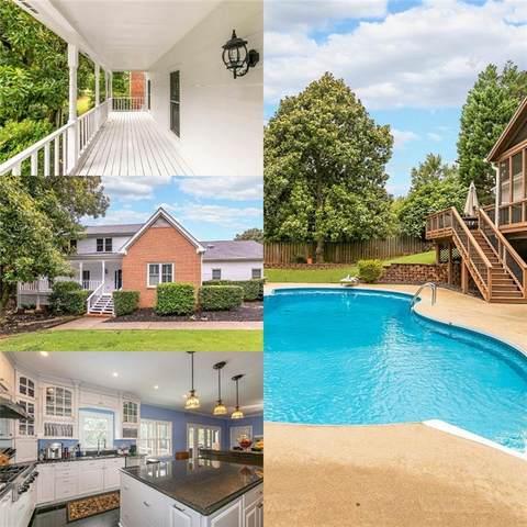 4520 Powers Road, Marietta, GA 30067 (MLS #6915512) :: Path & Post Real Estate