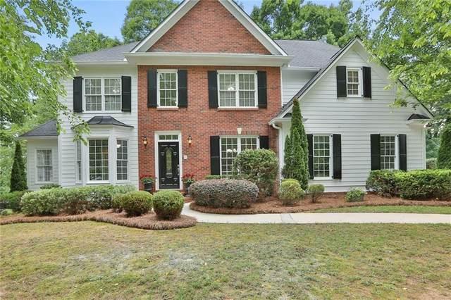 5390 Legacy Trail, Douglasville, GA 30135 (MLS #6915528) :: North Atlanta Home Team