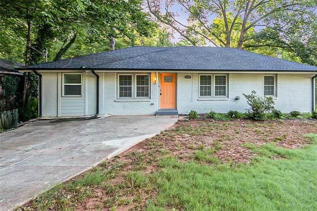 2127 Garden Circle, Decatur, GA 30032 (MLS #6915541) :: North Atlanta Home Team