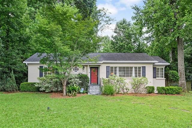 1245 Brook Forest Drive NE, Atlanta, GA 30324 (MLS #6915543) :: The Gurley Team