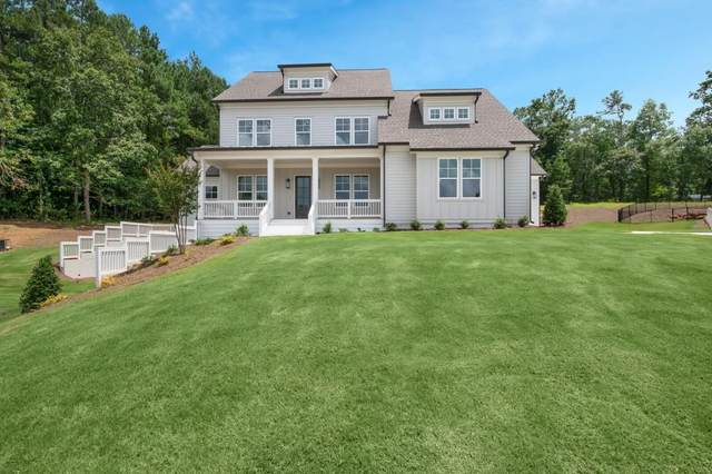 114 Ivy Meadow Court, Ball Ground, GA 30107 (MLS #6915552) :: The Heyl Group at Keller Williams