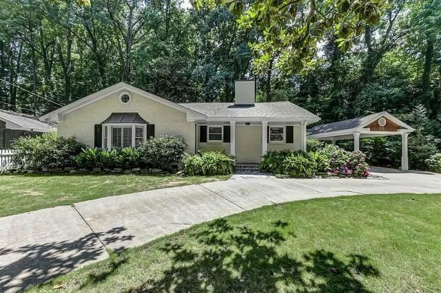 998 Tennyson Drive NW, Atlanta, GA 30318 (MLS #6915571) :: Charlie Ballard Real Estate