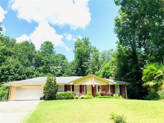 5031 Lilburn Stone Mountain Road SW, Lilburn, GA 30047 (MLS #6915572) :: North Atlanta Home Team
