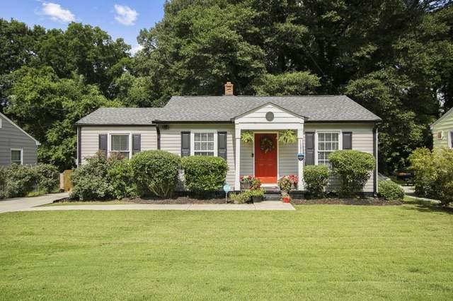 1385 Kenilworth Drive SW, Atlanta, GA 30310 (MLS #6915624) :: North Atlanta Home Team
