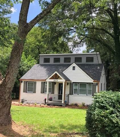 2023 Marco Drive, Decatur, GA 30032 (MLS #6915625) :: North Atlanta Home Team