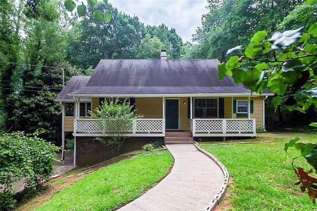 6234 Lullwater Drive, Douglasville, GA 30135 (MLS #6915628) :: North Atlanta Home Team