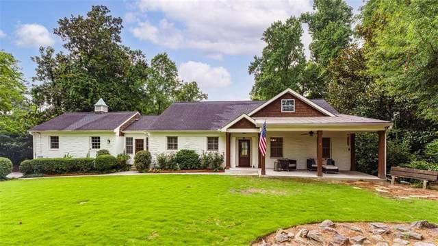 1080 Peachtree Battle Avenue NW, Atlanta, GA 30327 (MLS #6915641) :: North Atlanta Home Team