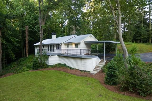 3200 Teton Drive SE, Atlanta, GA 30339 (MLS #6915669) :: AlpharettaZen Expert Home Advisors