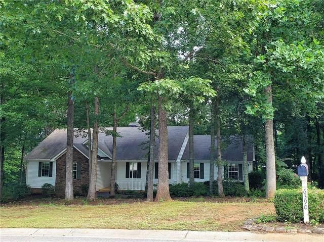 6390 Janton Way, Cumming, GA 30028 (MLS #6915675) :: Scott Fine Homes at Keller Williams First Atlanta
