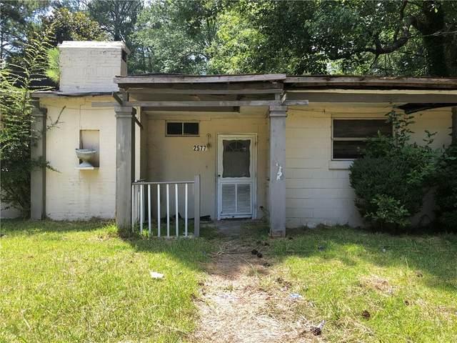 2577 Barge Road SW, Atlanta, GA 30331 (MLS #6915732) :: North Atlanta Home Team