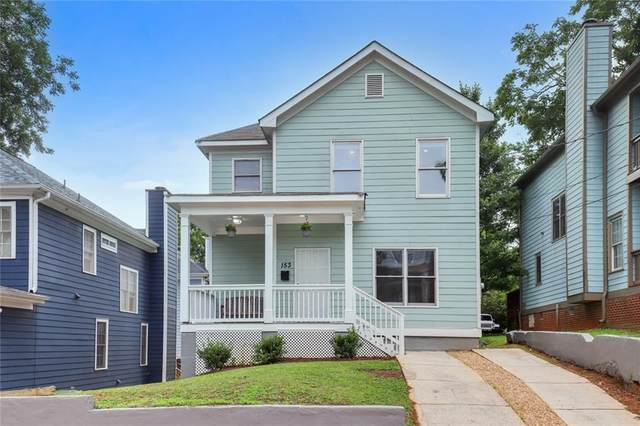153 Richmond Street SE, Atlanta, GA 30312 (MLS #6915737) :: North Atlanta Home Team