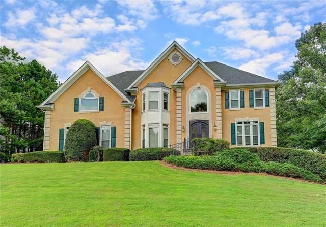 615 Croydon Lane, Alpharetta, GA 30022 (MLS #6915740) :: North Atlanta Home Team