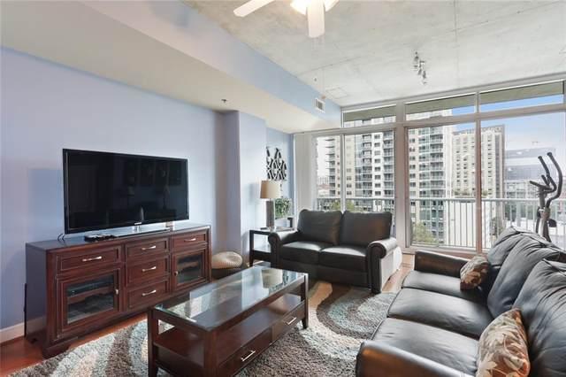 44 Peachtree Place NW #1134, Atlanta, GA 30309 (MLS #6915749) :: Virtual Properties Realty